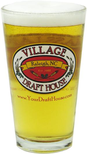 village-beer-silhouette