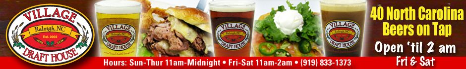 Village Draft House - Cameron Village