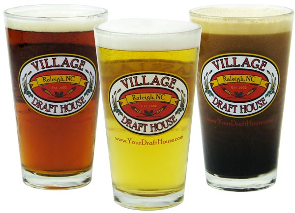 40 craft beers on tap cameron village
